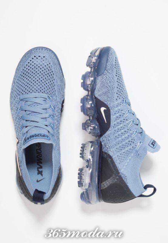 Кроссовки Nike женские голубые