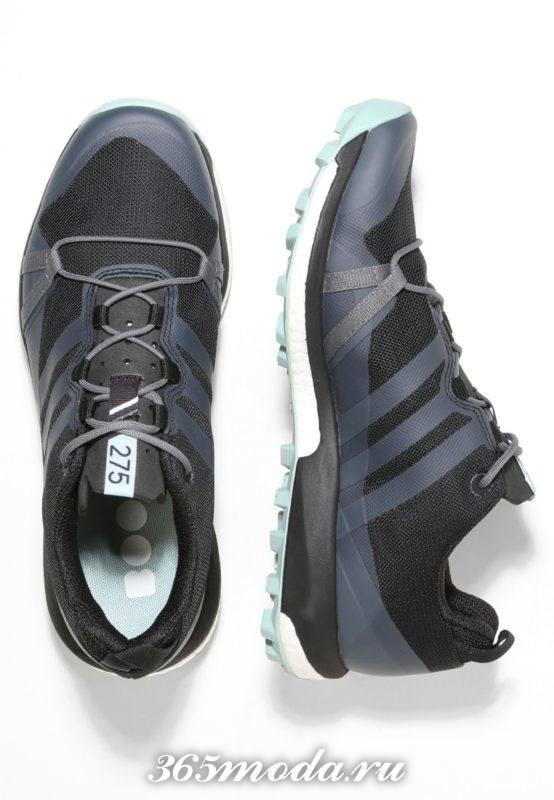 Кроссовки Adidas женские черные