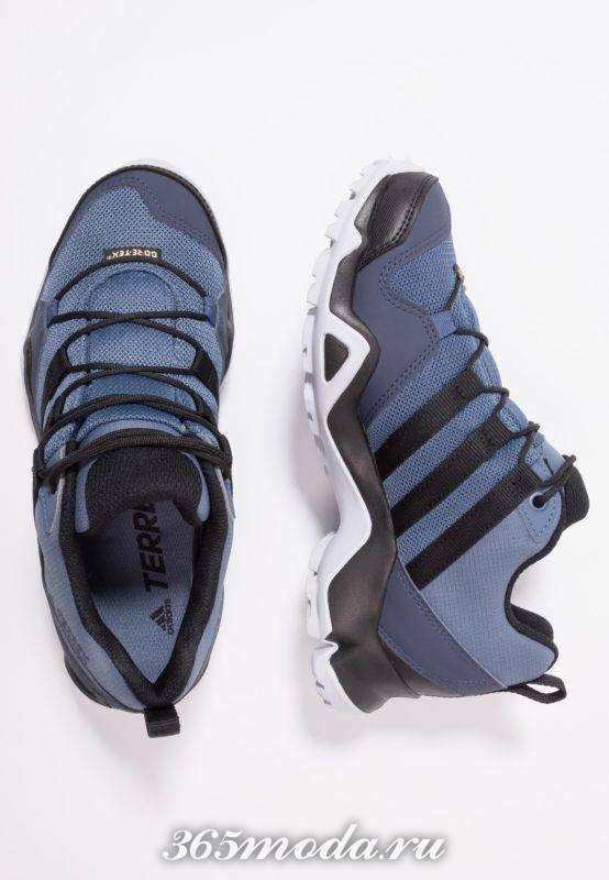 Кроссовки Adidas женские серые