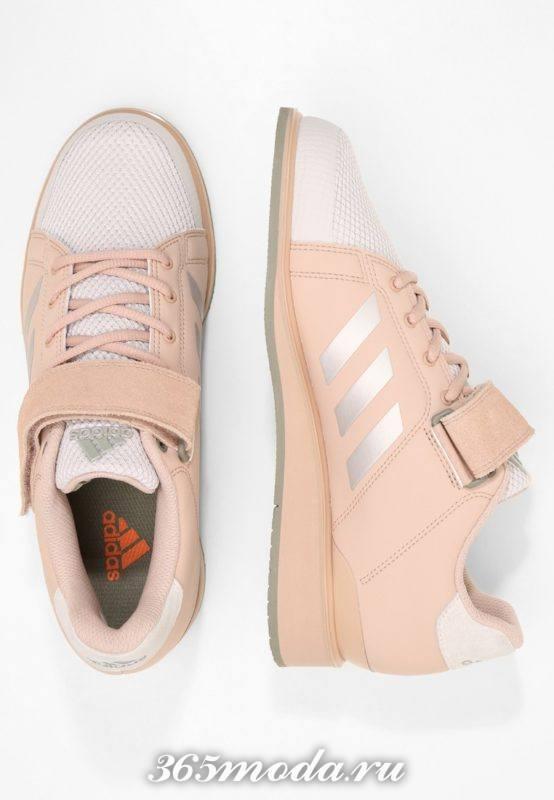 Кроссовки Adidas женские розовые