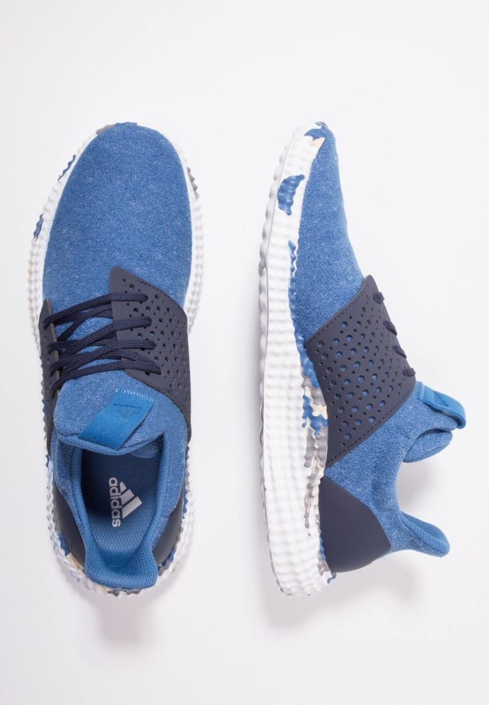 Кроссовки Adidas женские синие