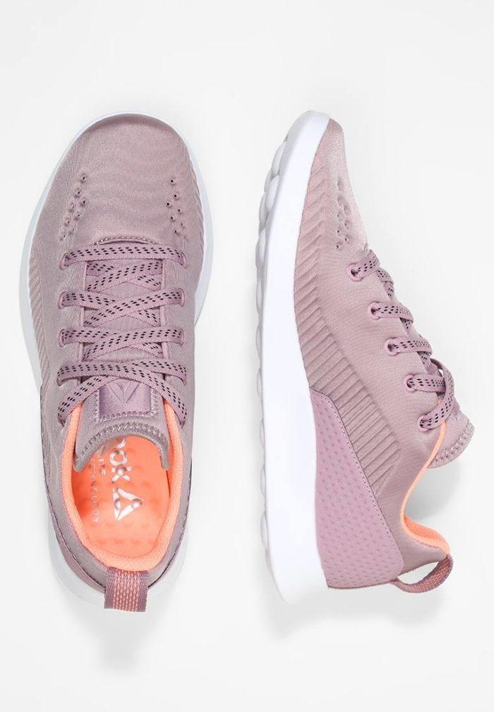 Женские кроссовки Reebok розовые