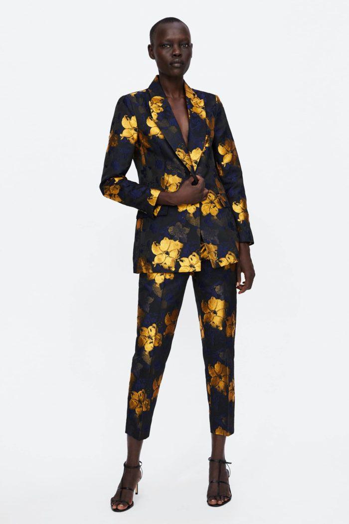 Модные деловые костюмы весна-лето 2019