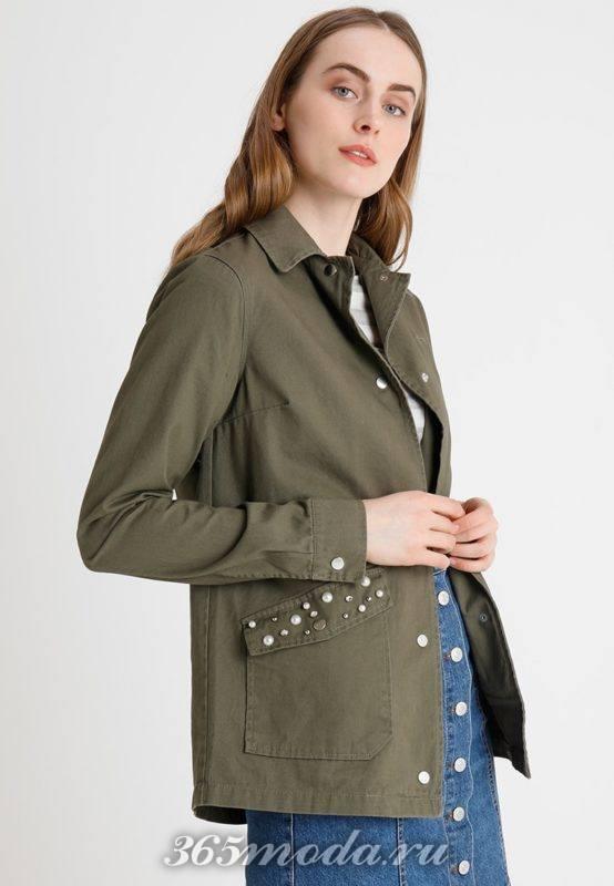 Куртка женская болотная