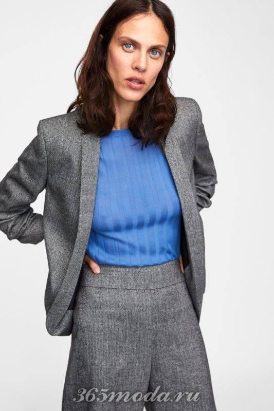 Модные пиджаки весна-лето 2018