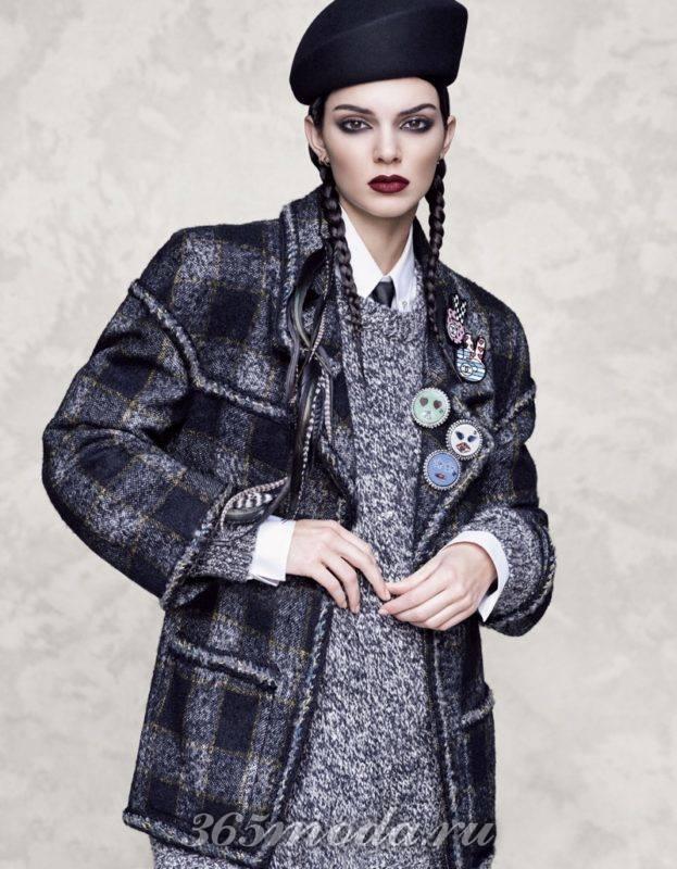 Модные пиджаки и жакеты весна-лето 2018