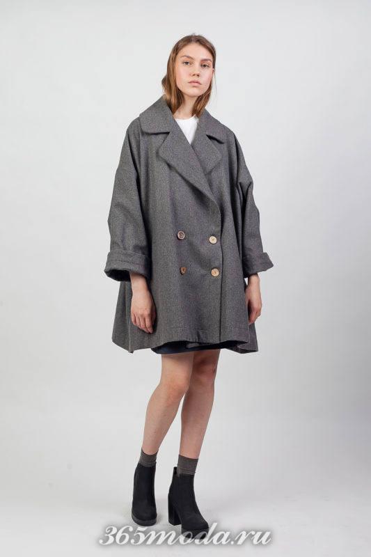 Модные пиджаки оверсайз весна-лето 2018