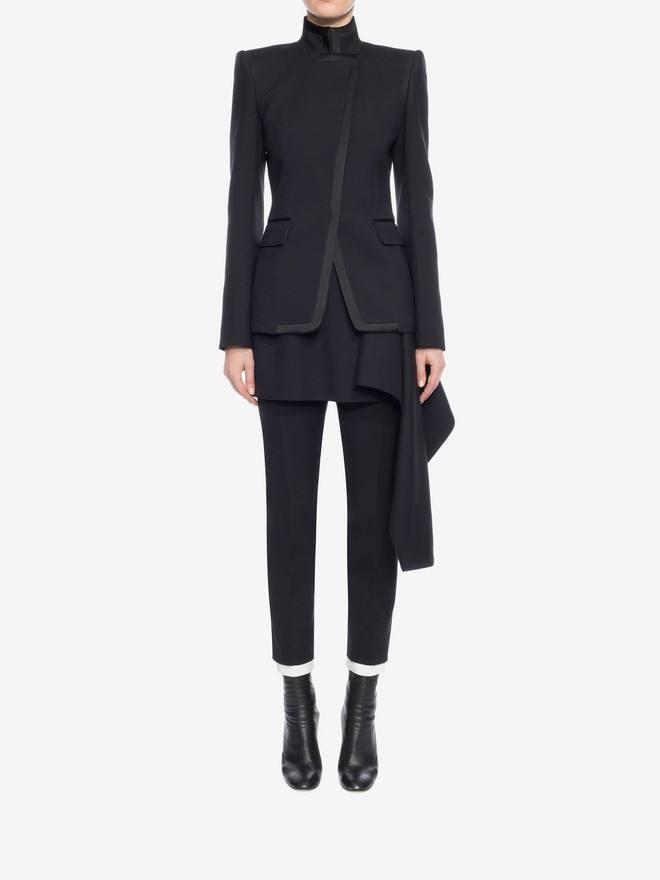 Модные асимметричные пиджаки
