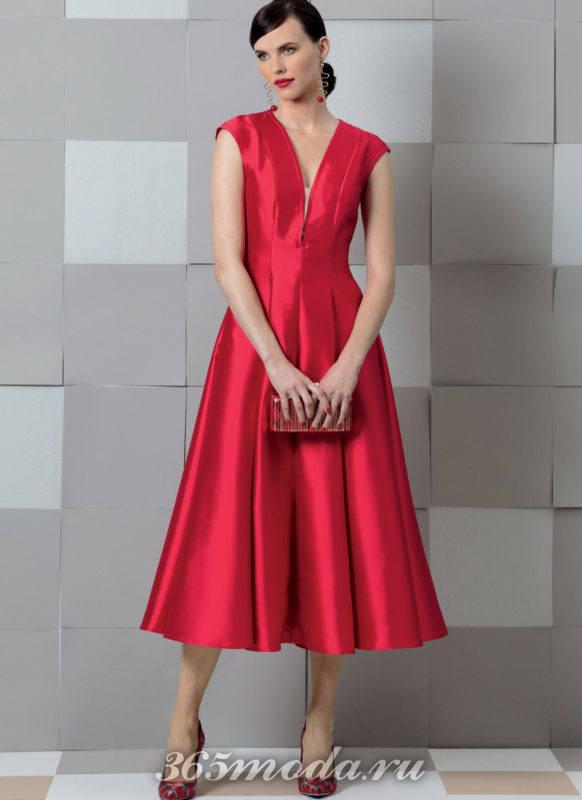 Модные платья на выпускной 2019 новинки