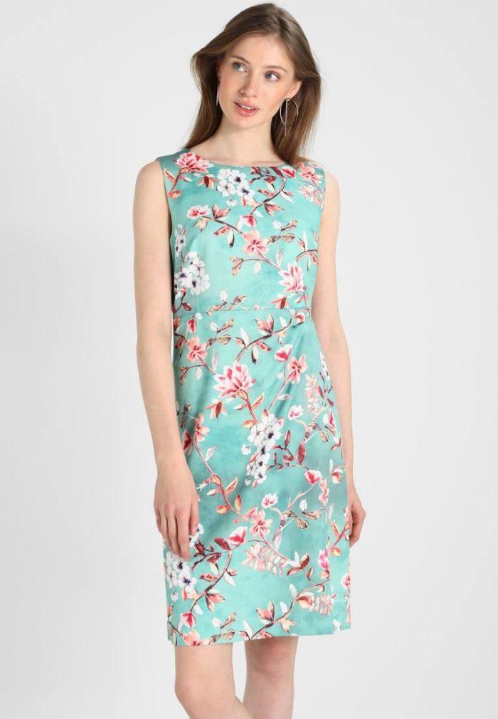 платья лето 2020