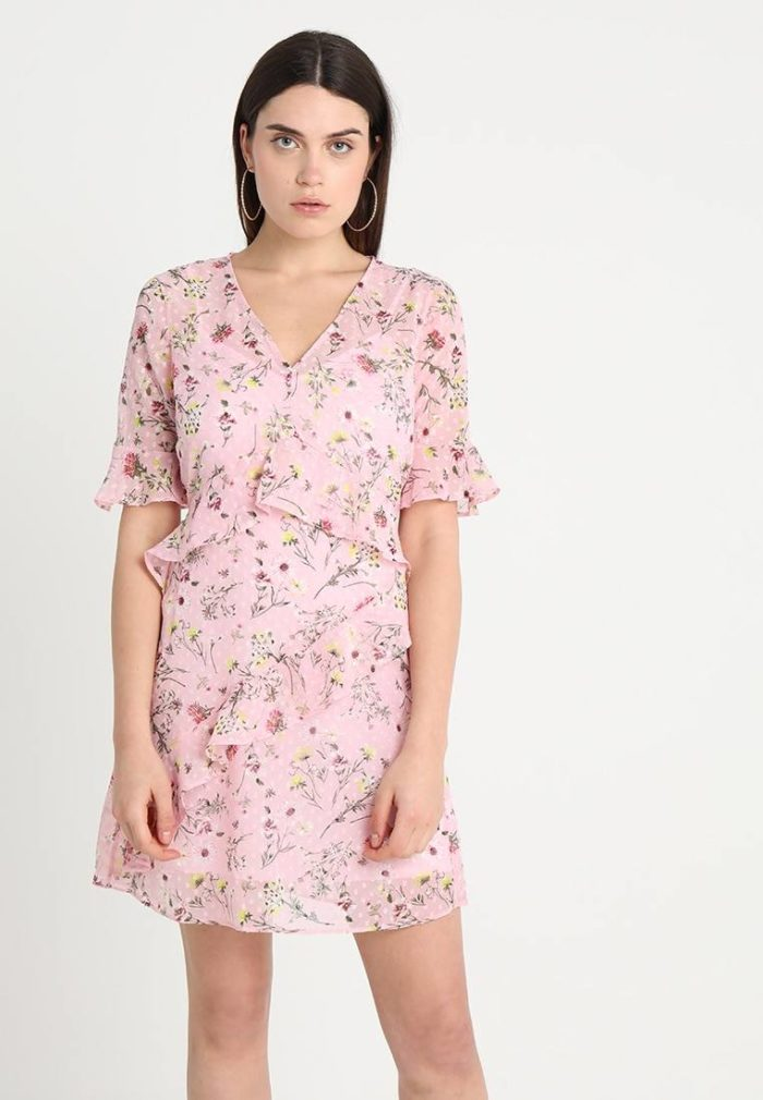 Модное платье весна-лето 2020