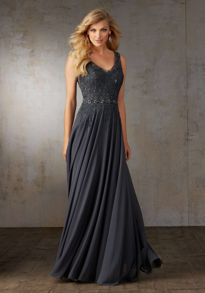 Модное вечернее платье весна-лето