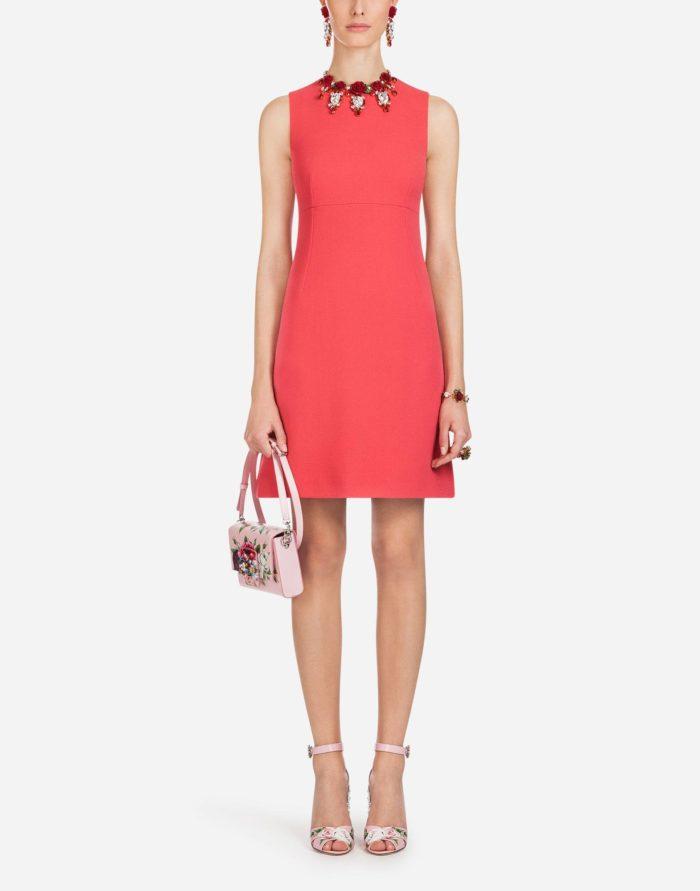 Модное платье мини весна-лето 2019