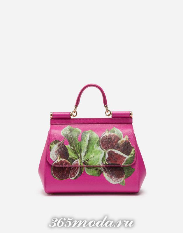 Модная сумка весна-лето 2019