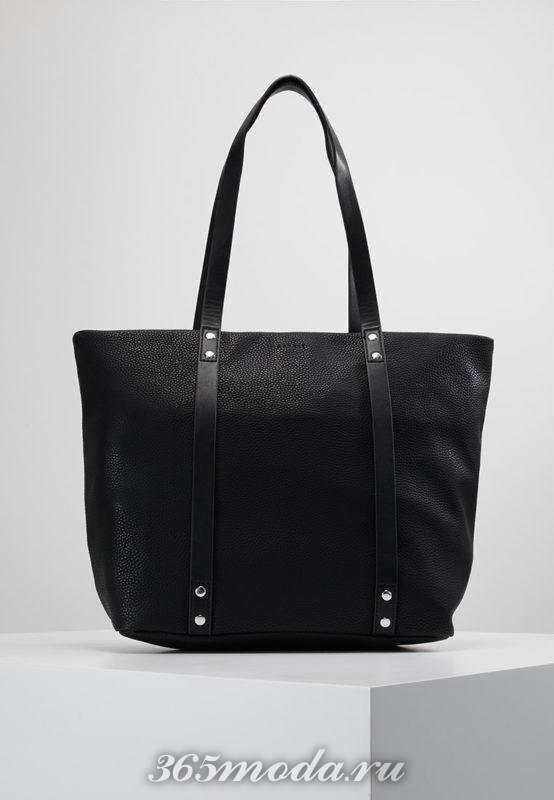 Модная классическая сумка весна-лето 2019