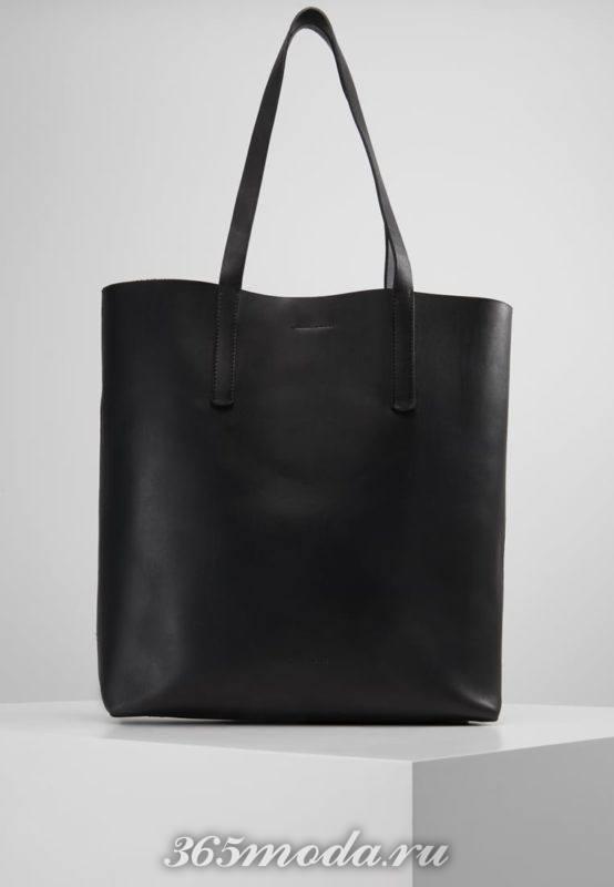 Модная объемная сумка весна-лето 2019