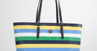 Модная объемная сумка весна-лето 2018