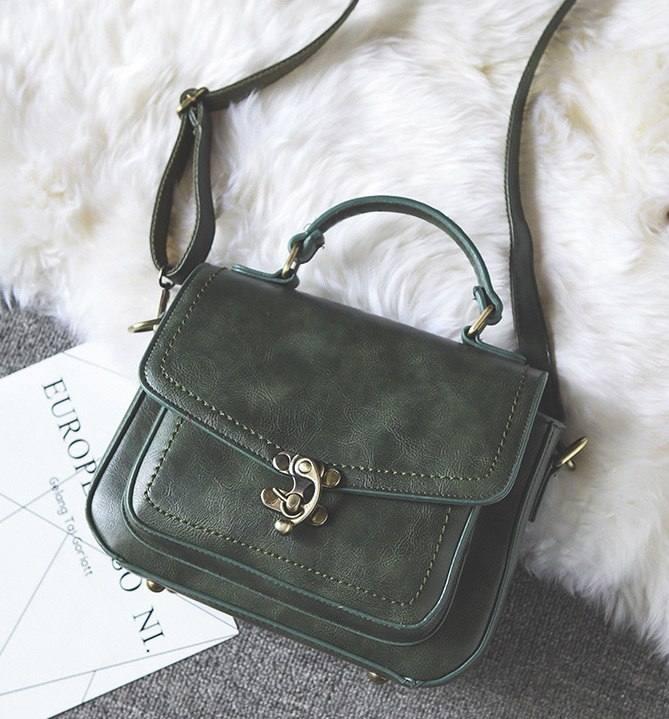 Модная ретро сумка весна-лето 2019