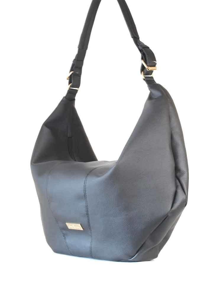 серая сумка-мешок