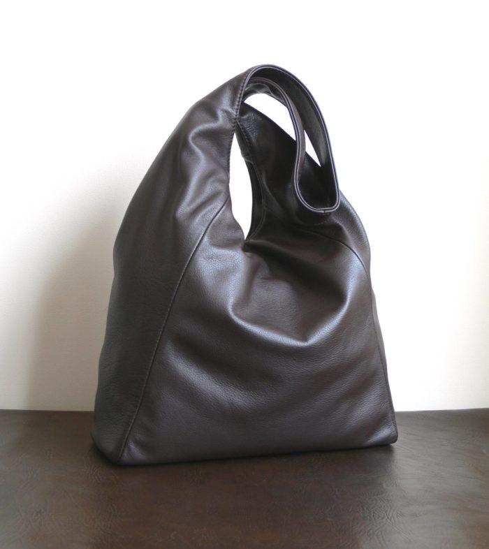 черная сумка-мешок