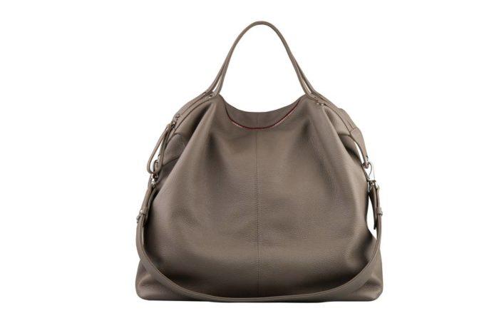 сумка-мешок оливковый цвет