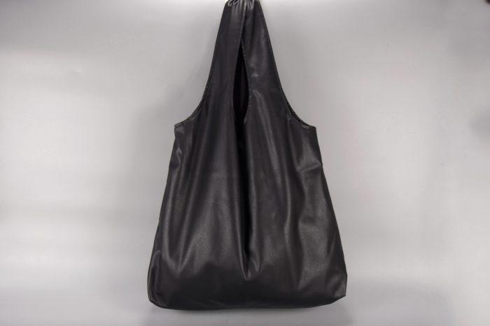 сумка-мешок черный цвет