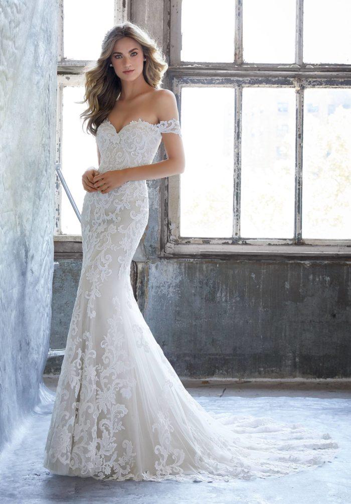 Модные свадебные платья весна-лето 2019