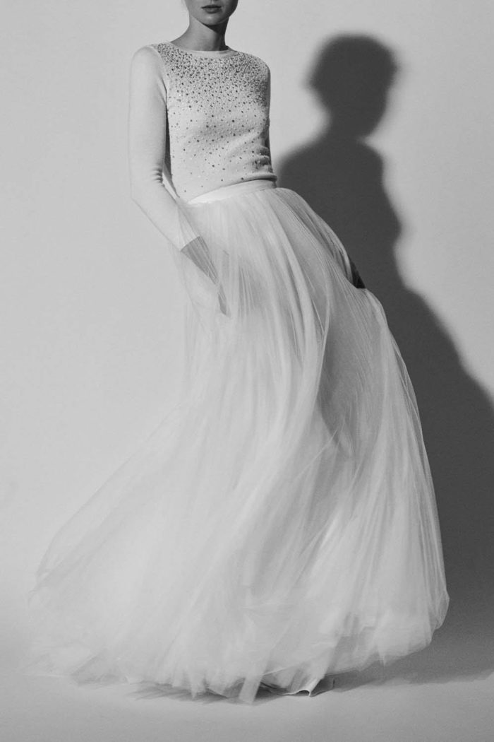 Модные свадебные платья отCarolina Herreraвесна-лето 2019