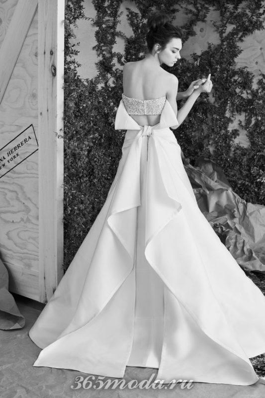 Модные свадебные платья отCarolina Herreraвесна-лето 2018