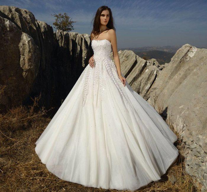 Модные свадебные платья отTony Wardвесна-лето 2019