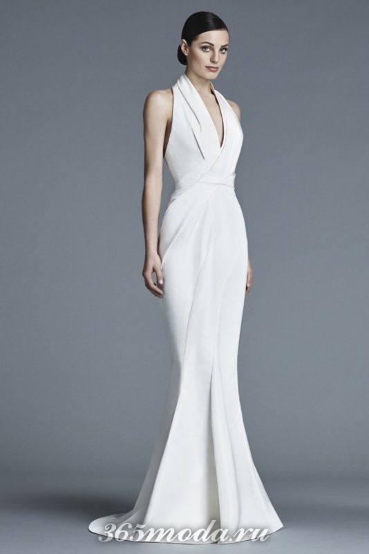 Модные свадебные платья отJ. Mendelвесна-лето 2018