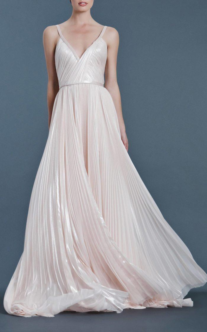 Модные свадебные платья отJ. Mendelвесна-лето 2019