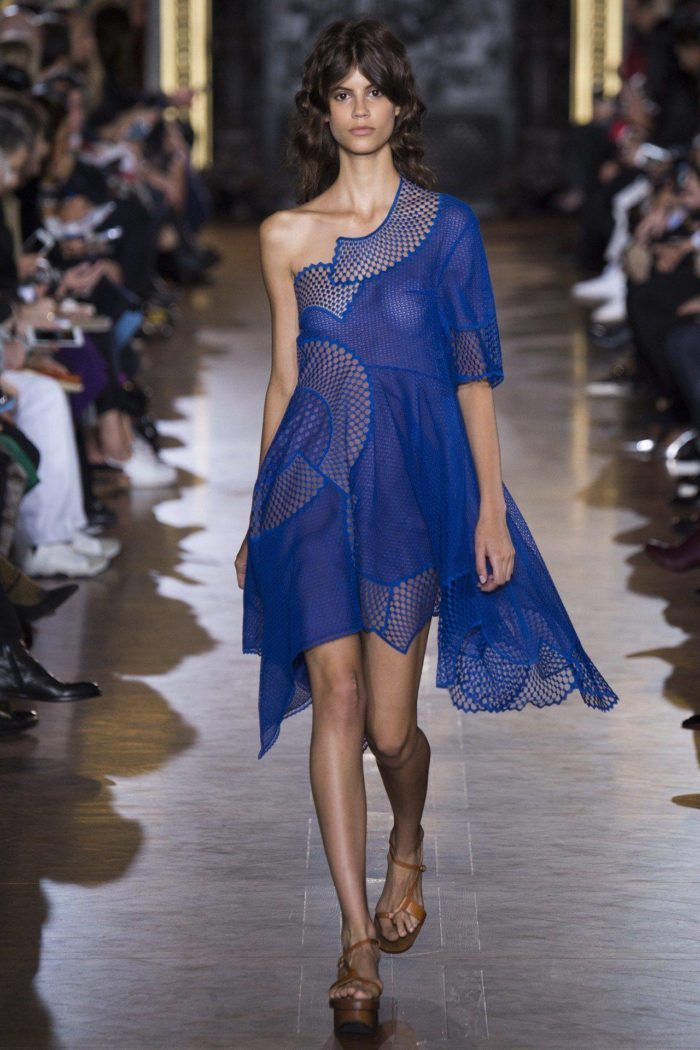 Платье цвета Глубокий синий
