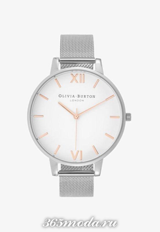 Модные часы весна-лето 2018