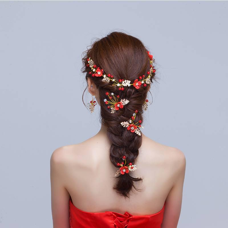 Модные украшения для волос весна-лето 2018