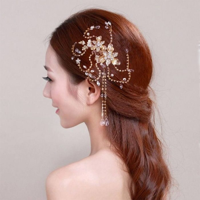 Модные украшения для волос весна-лето 2019