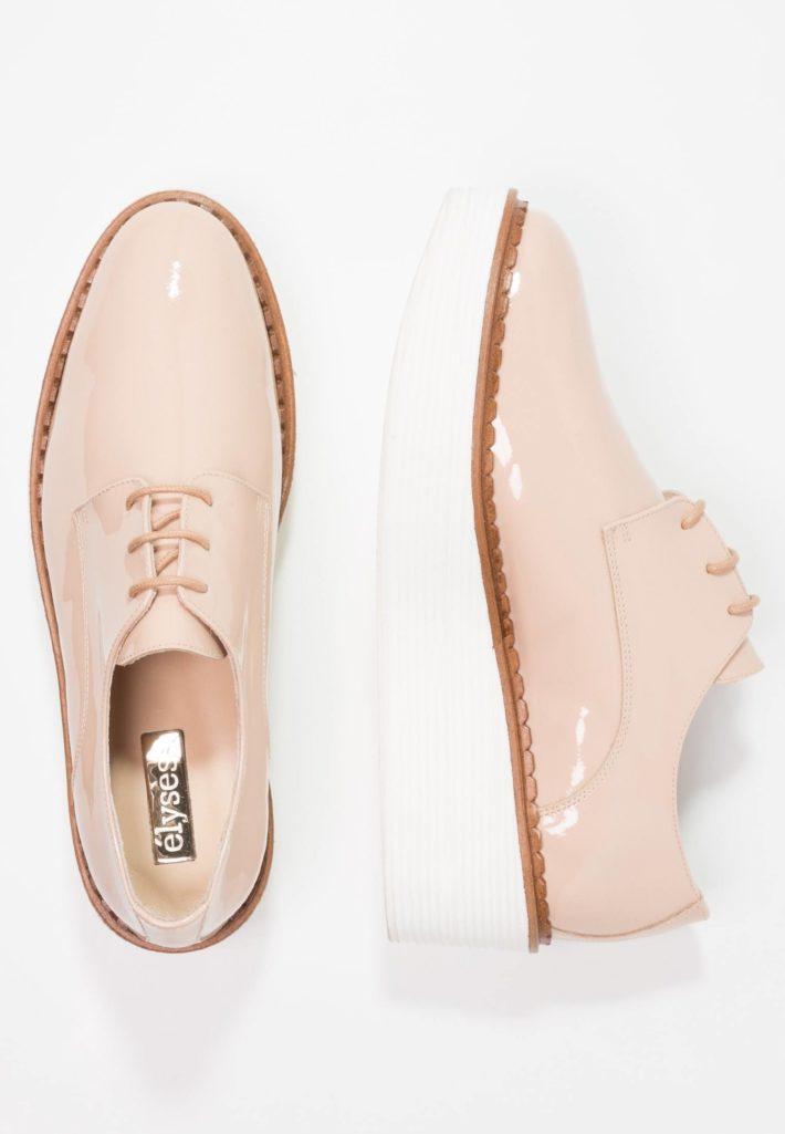 Модная обувь осень-зима 2019-2020: Женские туфли розовые