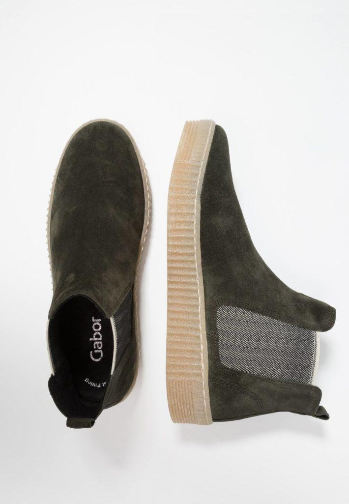 Модная обувь осень-зима 2019-2020: ботинки коричневые