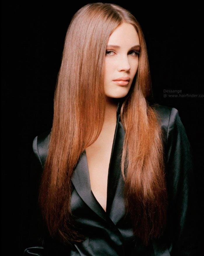Новогодние прически для длинных волос