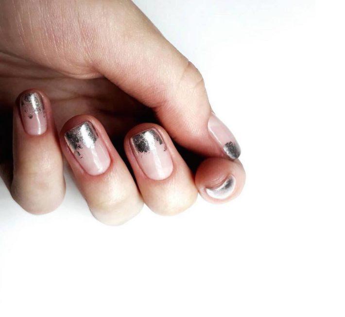 Маникюр для коротких ногтей 2019