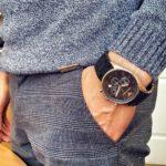 Модные мужские часы 2018-2019 бренды новинки фото