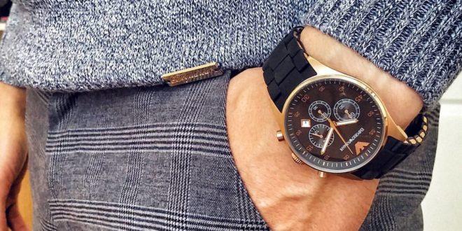 Модные мужские часы 2019-2020 бренды новинки фото