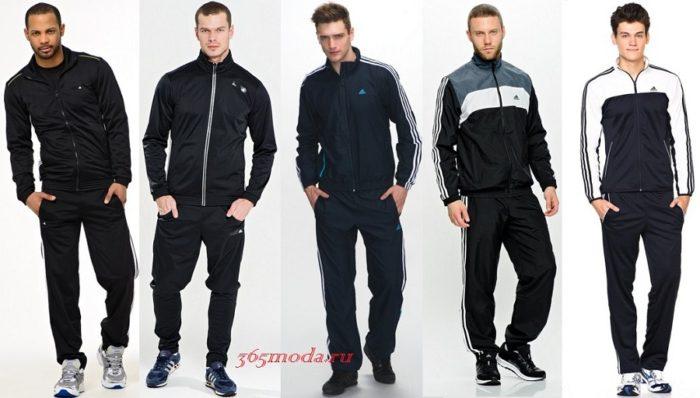 Modnui myzhskie sportivnue kostymu (1)