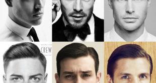 365 мода Модные мужские стрижки 2016 новинки фото