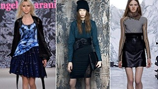 Модные юбки осень-зима 2016-2017 новинки 46 фото тренды