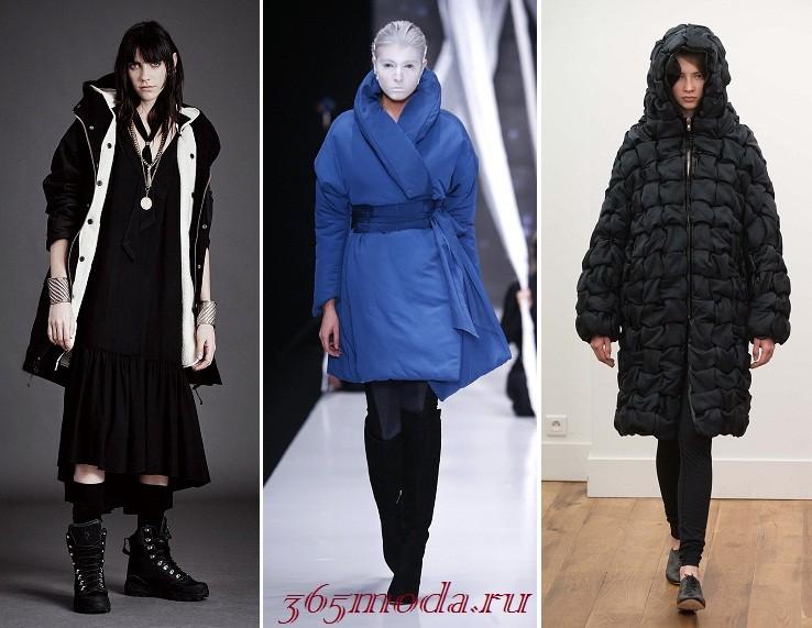 Модные пальто осень-зима 2017