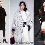 Модные шубы и полушубки осень-зима 2018 2019 новинки фото