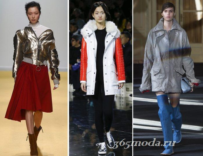 модные куртки дизайнерские