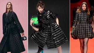 Модные пуховики осень-зима 2018 2019 новинки тенденции фото