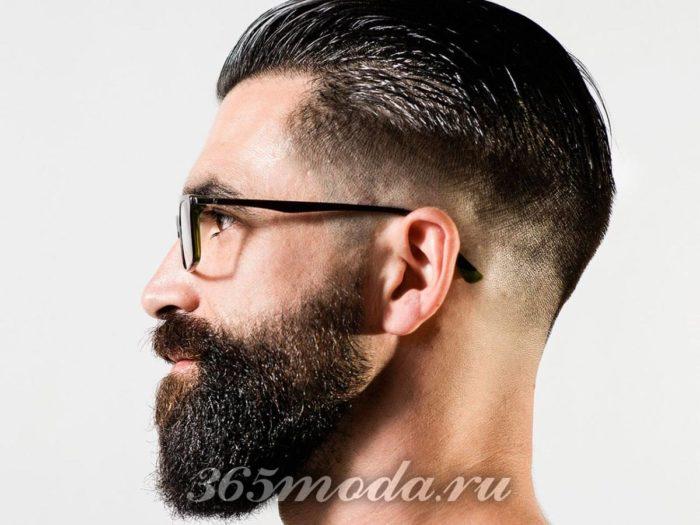 Стильная борода